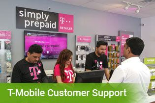 T Mobile Customer Service Number Support Online Contact Help